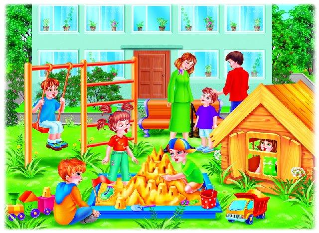картинки в детский сад в туалет